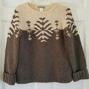 J. Crew/ lambs wool sweater